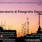 Laboratorio di fotografia digitale a Officina Culturale Via Libera