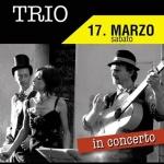 Ponentino Trio a Officina Culturale Via Libera