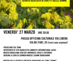 Amnesty International – Donne, motore del cambiamento