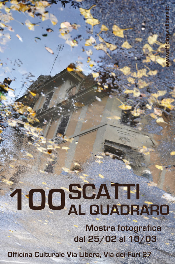 100 scatti al Quadraro