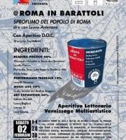 @Roma in Barattoli – sprofumo del popolo di Roma