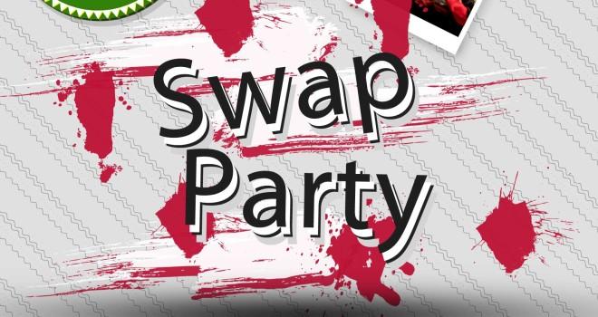 16 FEBBRAIO 2014 SWAP PARTY E SFILATA FINALE del corso di TAGLIO E CUCITO