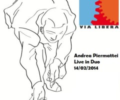 VENERDI' 14 FEBBRAIO Andrea Piermattei in DUO ACUSTICO