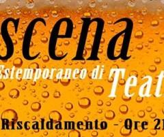 VENERDI' 04 APRILE 2014 – AperiScena – Laboratorio estemporaneo di Teatro Alcolico ;-) dalle ore 20.00