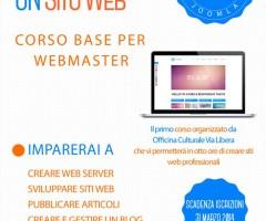CREARE UN SITO WEB CON Joomla! Corso base 5 e 12 aprile 2014