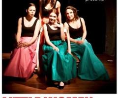 Sabato 12 aprile 2014 – Little women – spettacolo teatrale