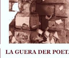 Sabato 31 maggio – LA GUERA DER POETA – di e con Alessandro Valentini