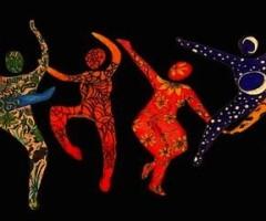 Laboratorio di Danza Movimento Creativo – Territori corporei espressione e creatività- dal 07 ottobre 2014