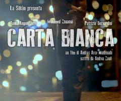 sabato 08 novembre 2014 – CARTA BIANCA – proiezione e dibattito