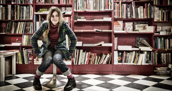 Venerdì 27 febbraio 2015 – Storie di Disordinata Quotidianità Reading di Arianna Dell'Arti