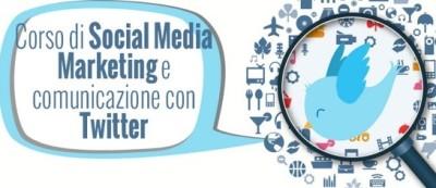 Corso di WEB MARKETING e comunicazione con Twitter