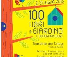100 Libri in Giardino -Il Quadraro Legge-