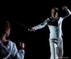 venerdì 13 e sabato 14 /11 *GOLDEN HE* Spettacolo teatrale con Carlotta Piraino e Fabrizio Bordignon