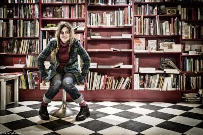Arianna Dell'Arti a Officina Culturale Via Libera