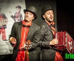 Venerdì 29 gennaio 2016 – FA CURRICULUM – Stiamo lavorando per noi – teatro comico