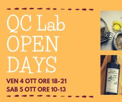 Open days @QC Lab Presentazione Attività e Laboratori 2019-20