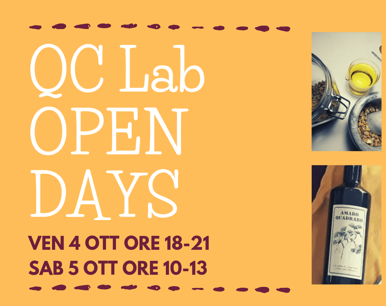 qc lab open day